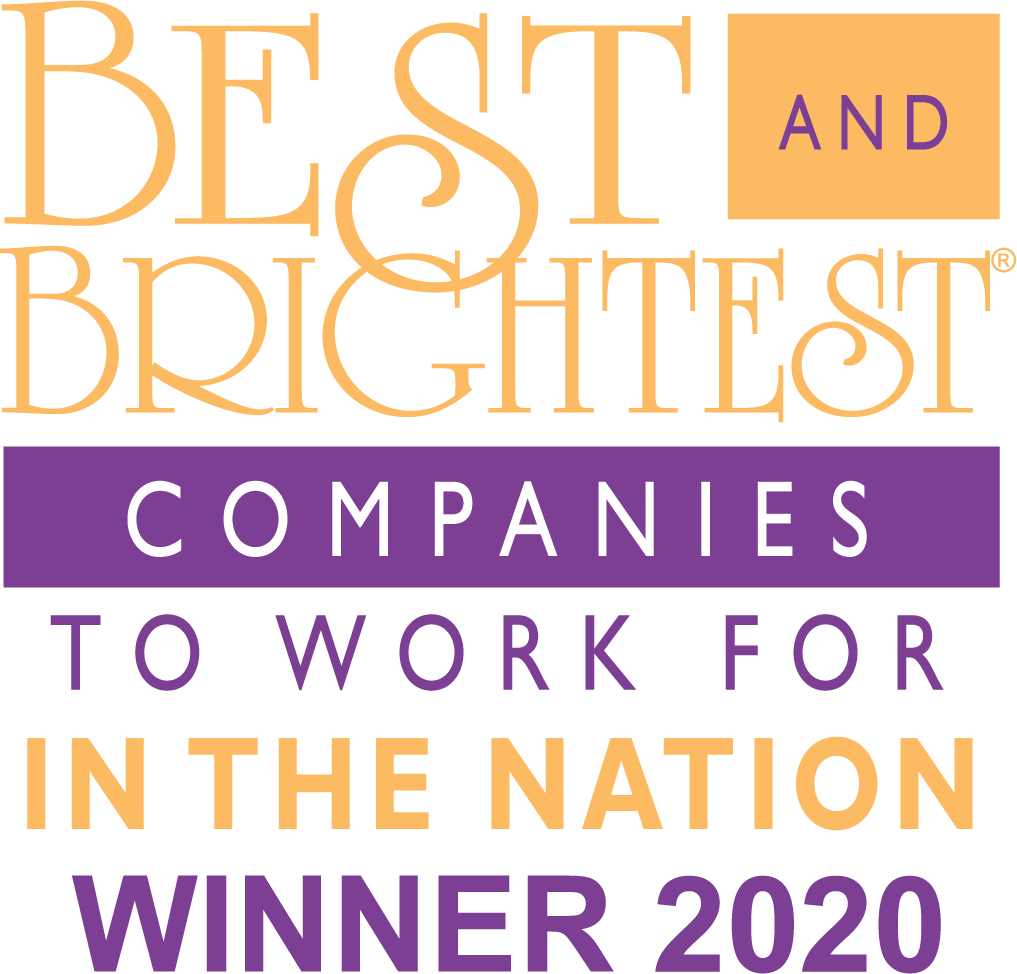 Best and Brightest Companies to Work for in the Nation 2020