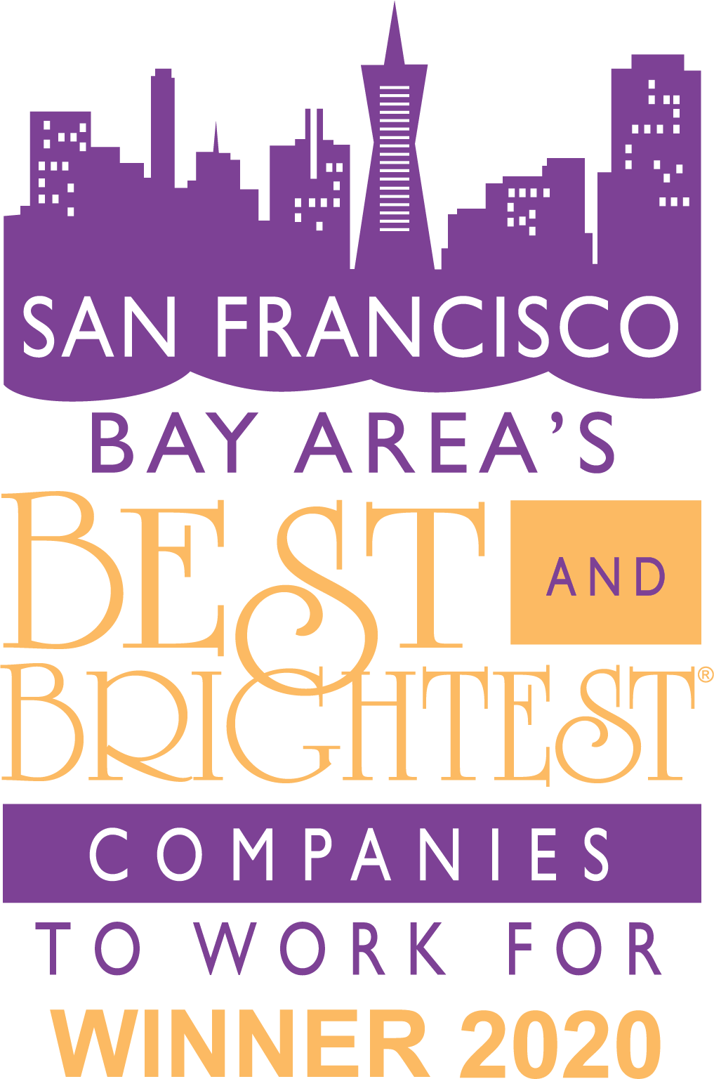 San Francisco Best and Brightest 2020